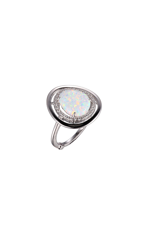 Elle Halo Fashion Ring R10123WOP6 product image
