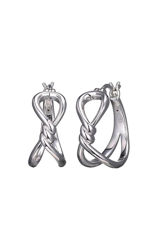 Elle Swirl Earring E10110W product image