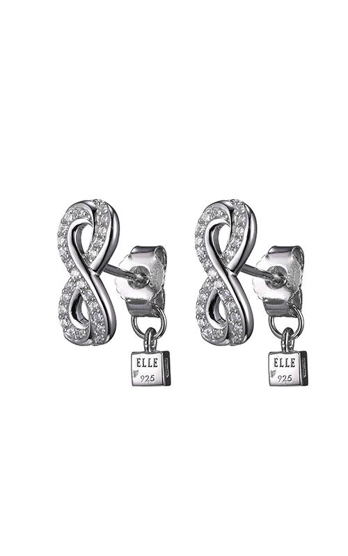 Elle Infinity Earring E10095WZ product image