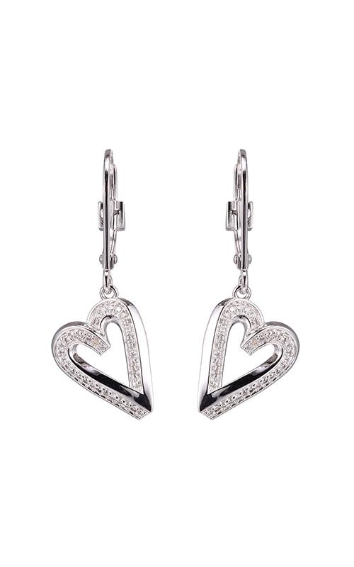 Elle Amour Earrings E10120WZ product image