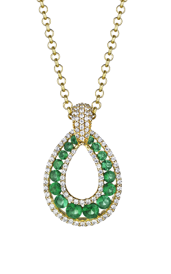 Fana Gemstone Necklace P1289E product image