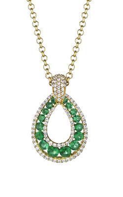 Fana Gemstone Necklace P1289E product image