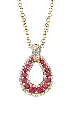 Fana Gemstone Necklace P1289R product image
