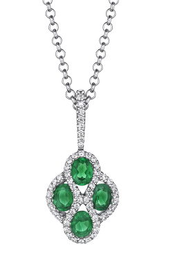 Fana Gemstone Necklace P1377E product image