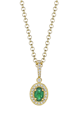 Fana Gemstone Necklace P1481E product image
