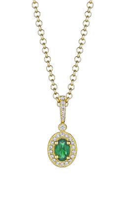 Fana Gemstone Necklace P1481E product image