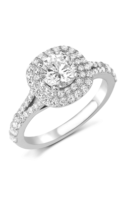 Fana Halo Engagement Ring S2369 product image