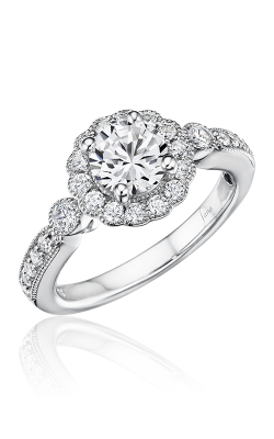 Fana Halo Engagement Ring S2650 product image