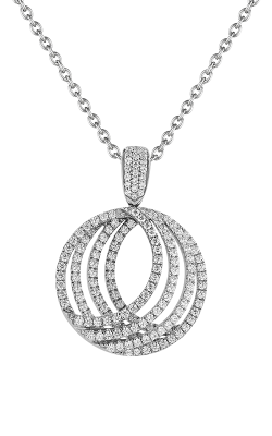 Fana Diamond Necklace P3842 product image
