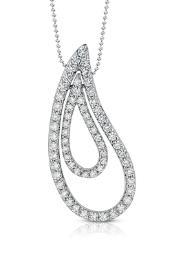 Fana Diamond Necklace P3859 product image