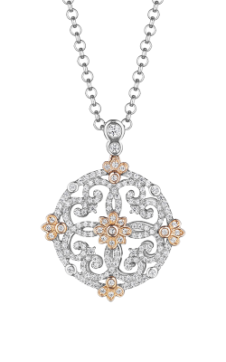 Fana Diamond Necklace P3920 product image