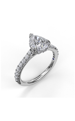 Fana Classic Engagement ring S3027 product image