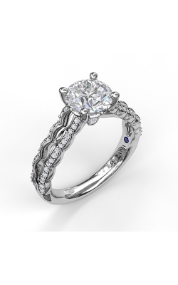 Fana Classic Engagement Ring S3075 product image
