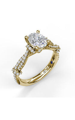 Fana Classic Engagement ring S3086 product image