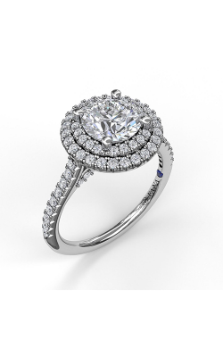 Fana Halo Engagement Ring, S3511 product image