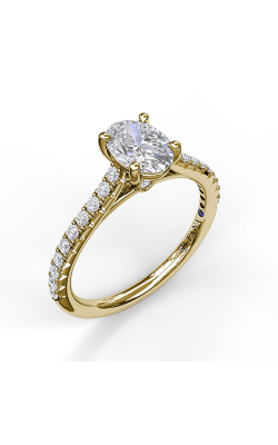 Fana Classic Engagement ring S3880 product image