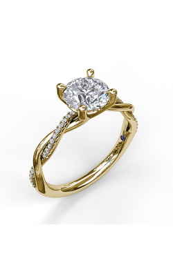 Fana Classic Engagement ring S3901 product image