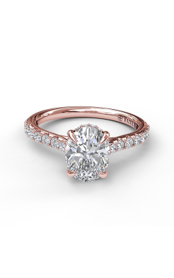 Fana Classic Engagement Ring S3025 product image