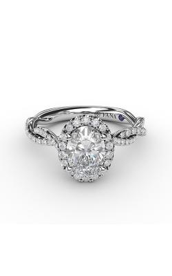 Fana Halo Engagement Ring S3111 product image