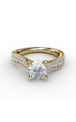 Fana Classic Engagement ring S3115 product image