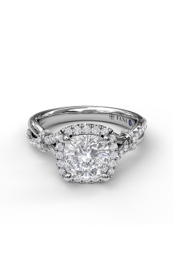 Fana Halo Engagement ring S3060 product image