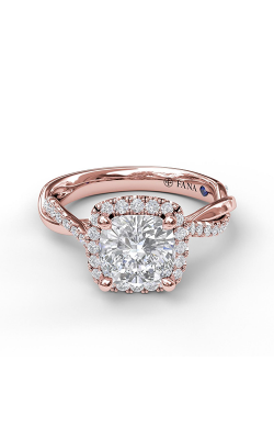 Fana Halo Engagement ring S3062 product image