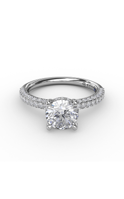 Fana Classic Engagement ring S3146 product image