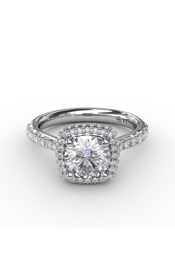 Fana Halo Engagement Ring S3179 product image