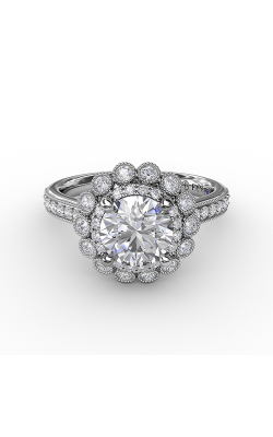 Fana Halo Engagement Ring S3187 product image