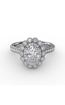 Fana Halo Engagement Ring S3189 product image