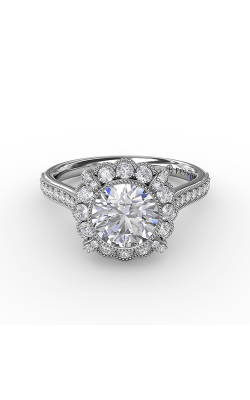 Fana Halo Engagement Ring S3199 product image
