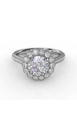 Fana Halo Engagement Ring S3203 product image