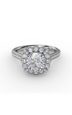 Fana Halo Engagement ring S3199 product image