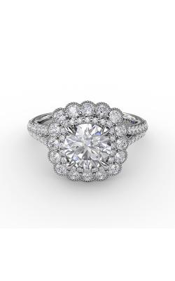 Fana Halo Engagement Ring S3202 product image
