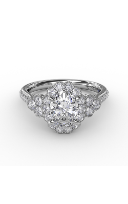 Fana Halo Engagement Ring S3205 product image