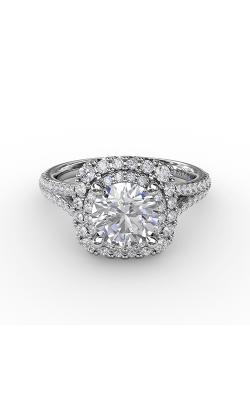 Fana Halo Engagement Ring S3215 product image