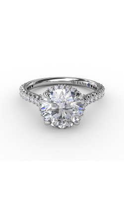 Fana Halo Engagement Ring S3265 product image