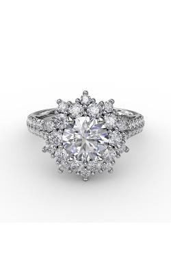 Fana Halo Engagement ring S3234 product image