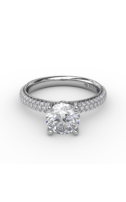 Fana Classic Engagement Ring S3208 product image