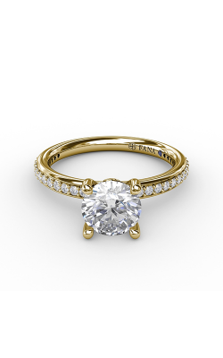 Fana Classic Engagement ring S3206 product image