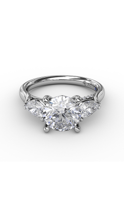 Fana Three Stone Engagement Ring S3226 product image