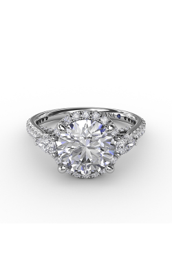Fana Three Stone Engagement ring S3279 product image