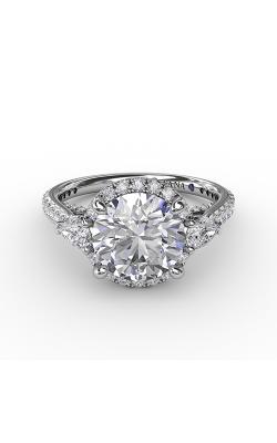 Fana Three Stone Engagement Ring S3279 product image