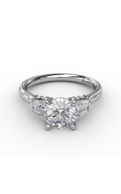 Fana Three Stone Engagement ring S3281 product image