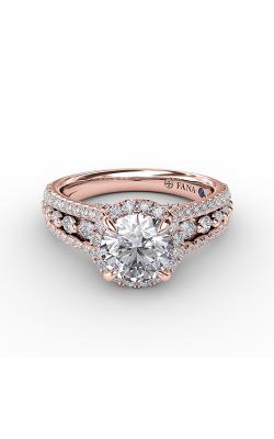 Fana Halo Engagement ring S3317 product image