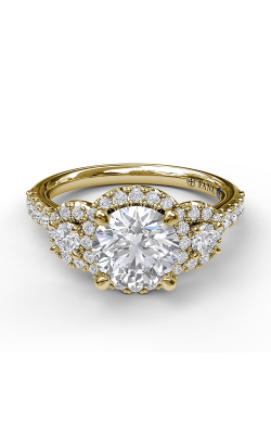 Fana Three Stone Engagement ring S3405 product image