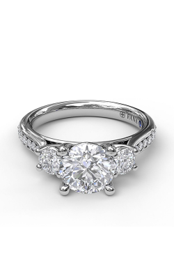 Fana Three Stone Engagement ring S3521 product image
