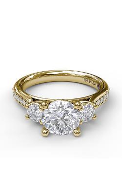 Fana Three Stone Engagement ring S3521 product image