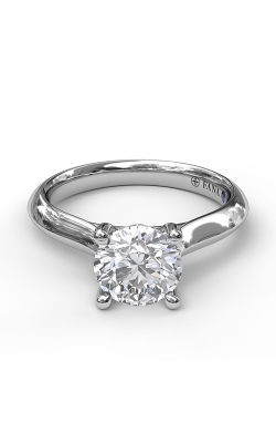 Fana Solitaire Engagement ring S3535 product image