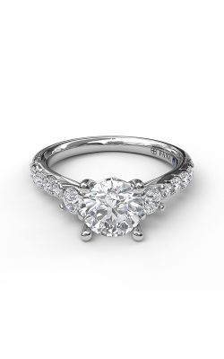Fana Three Stone Engagement ring S3921 product image